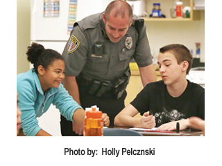 Resource Officers at Elementary Schools